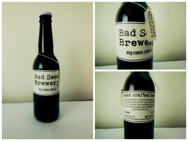Bad Seed Brewery - Espresso Stout