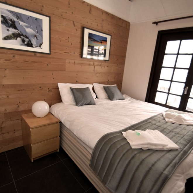 Double or Twin room Chalet Christol - Room 5