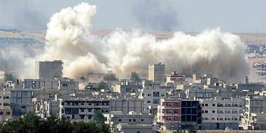 Kurdish forces drive ISIL out of Syrian border town Kobani