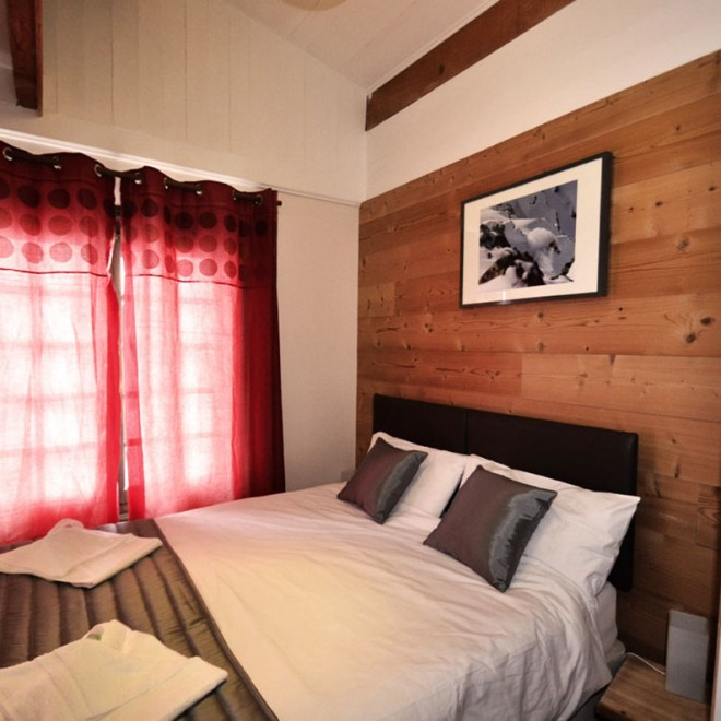 Double or Twin Ensuite Chalet Christol - Room 2