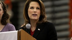 Michele Bachmann channels 1950s, gets in touch with her inner red-baiter