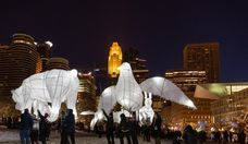 Constellations Come to Life at Minneapolis Lantern Fest