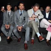 London Collections: Men Spring / Summer 2016 – Live!