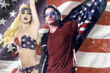 Rockin' the Flag: Musicians Wearing the Stars and Stripes