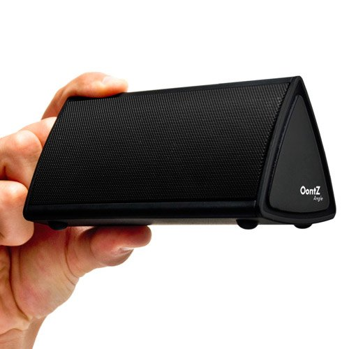 De OontZ Angle - Ultra Portable Triedleas Bluetooth Speaker - better Sound, better Volume, Incredible Online Price - De Perfect Speaker foar jo smartphone of tablet.