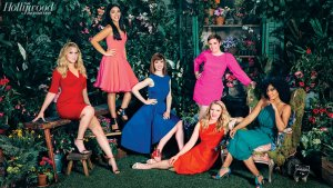 Lena Dunham, Amy Schumer and Comedy Actress A-List in Raunchy, R-Rated Roundtable