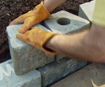 Building a Block Retaining Wall Makes a Great DIY Project