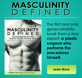 Don't Miss It! Masculinity Defined by Mordcai Blau, MD
