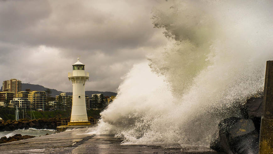 Storms thrash NSW: Hunter region to be declared natural disaster zone