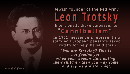 Son of a whore - Trotsky
