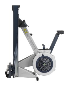 Concept2 Model E Rowing Machine Folded Up