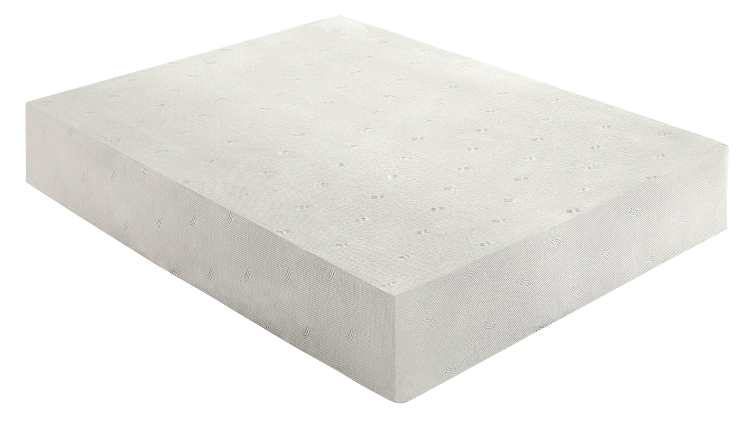 Sleep Innovations 12 – inch SureTemp Memory Foam Mattress