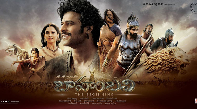 baahubali, ss rajamouli, prabhas, rana dagubbati, baahubali movie, baahubali collection, baahubali first day collection, baahubali box office collection, tamannah bhatia, anushka shetty, baahubali news, entertainment news