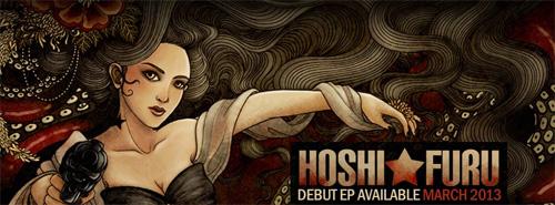 hoshifuru octogirl artwork