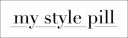 personal style blog - my style pill