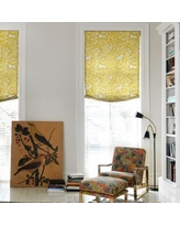 Relaxed Roman Shades - Choose From 400+ Exclusive Fabrics