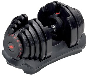 Bowflex SelectTech 1090 dumbbell coordination (Single)