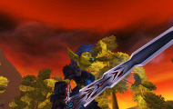World of Warcraft Goblin Death Knight