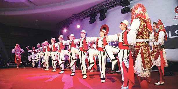 Albanians in Turkey celebrate their cultural heritage