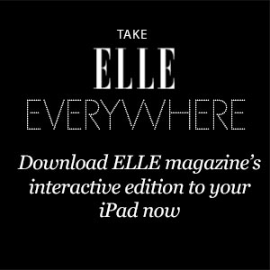 Download ELLE's December 2013 interactive issue for iPad
