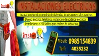 SERVICIOS DE ELECTRICISTAS E INGENIEROS ELECTRICOS