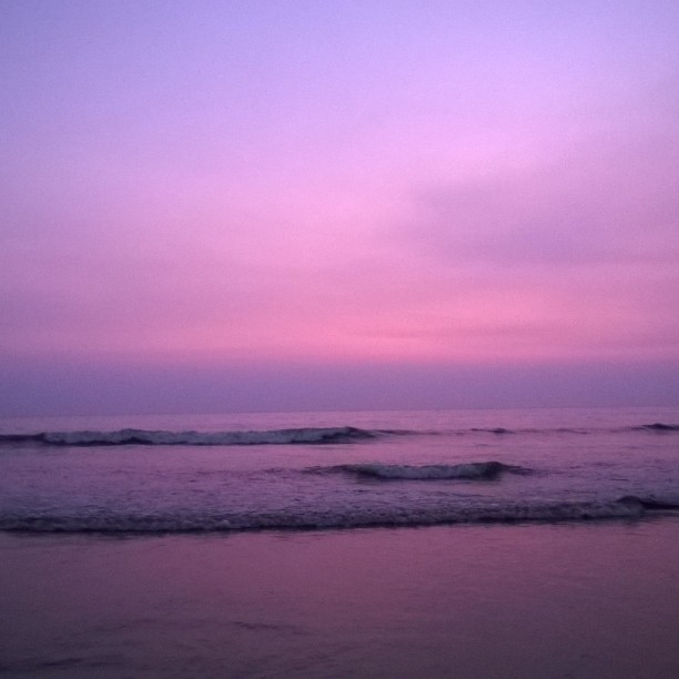 The beauty of Juhu Beach, Mumbai (unedited) #Juhu #JuhuBeach #Beaches #Sunset #Sea #Water #BeautifulSky #Waves #Tides #Clouds #Evening #EveningSky #Beautiful #Lowlight #MoreLumiaLove #ShotOnMyLumia #Lumia920 #Lonely #Orange #OrangeSky