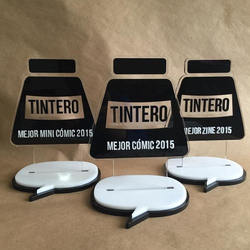 Premios tintero- Festival de comics y arte independiente