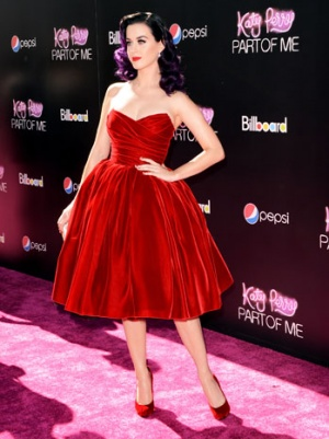 Katy Perry's 'Part of Me' Premiere