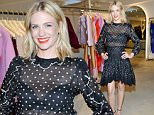 LOS ANGELES, CA - JULY 29:  Actress January Jones attends the opening of the ZIMMERMANN Melrose Place Flagship Store hosted by Nicky and Simone Zimmermann on July 29, 2015 in Los Angeles, California.  (Photo by Donato Sardella/Getty Images for Zimmermann)