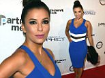 """eURN: AD*176703167  Headline: Screening Of GKIDS' """"Kahlil Gibran's The Prophet"""" - Arrivals Caption: LOS ANGELES, CA - JULY 29:  Actress Eva Longoria attends the screening of GKIDS' """"Kahlil Gibran's the Prophet"""" at Bing Theatre at LACMA on July 29, 2015 in Los Angeles, California.  (Photo by Steve Granitz/WireImage) Photographer: Steve Granitz  Loaded on 30/07/2015 at 04:13 Copyright: WIREIMAGE Provider: WireImage  Properties: RGB JPEG Image (21071K 1219K 17.3:1) 2186w x 3290h at 300 x 300 dpi  Routing: DM News : GroupFeeds (Comms), GeneralFeed (Miscellaneous) DM Showbiz : SHOWBIZ (Miscellaneous) DM Online : Online Previews (Miscellaneous), CMS Out (Miscellaneous)  Parking:"""