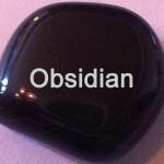Obsidian-Crystal