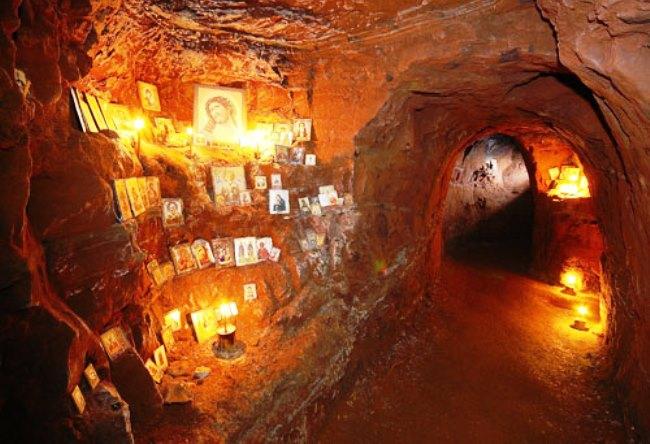 воскрешение святых пещер оренбуржья