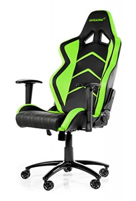 Akracing-Ak-6014-Ergonomic-Series-Executive-Racing-Style-Computer-Gaming-Office-Chair-with-Lumbar-Support-and-Headrest-Pillow-Included-Blackgreen-0