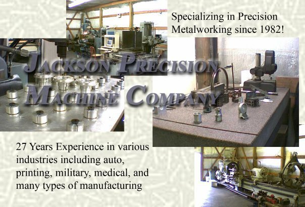 Precision machining and tooling Nashville and Middle Tennessee
