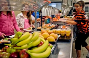 improved school lunch healthy hunger free kids act
