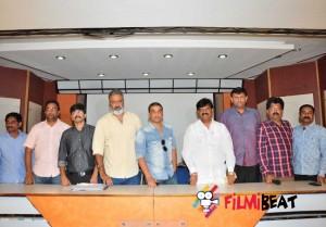 Srimanthudu Movie Piracy Press Meet