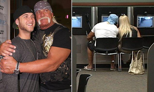 Hulk Hogan making MORE racially-charged remarks to son Nick via jailhouse phone