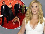"US actress Amy Schumer poses during a photo call for the movie ""Trainwreck"" (German title ""Dating Queen"") in Berlin, Germany, Tuesday, Aug. 11, 2015. (AP Photo/Gero Breloer)"