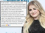 NEW YORK, NY - AUGUST 04:  Meghan Trainor visits at SiriusXM Studios on August 4, 2015 in New York City.  (Photo by Rob Kim/Getty Images)