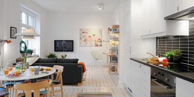 маленькая квартира фото 4