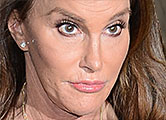 Caitlyn wows in chic black jumpsuit and stilettos