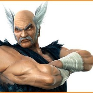 Heihachi: Worst Dad Ever