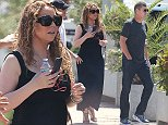 16 August 2015 - EXCLUSIVE.\nIbiza, SPAIN - American singer song writer Mariah Carey and slimed down boyfriend James Packer photographed arriving in the port of Ibiza via a tender from Jame's Yacht Arctic P where the two have had a brief stay. They jumped into waiting Vans and headed to the airport.\nCredit: GoffPhotos.com   Ref: KGC-149/028605\n**UK Sales Only - Exclusive - Papers Allrounder - Mags Double Space Rates - Web/Online MUST Call Before Use**