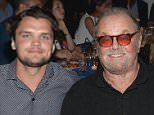 EAST HAMPTON, NY - AUGUST 15: Ray Nicholson and Jack Nicholson attends Apollo in the Hamptons 2015 at The Creeks on August 15, 2015 in East Hampton, New York.  (Photo by Kevin Mazur/Getty Images  for The Apollo)