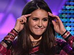 LOS ANGELES, CA - AUGUST 16:  Actress Nina Dobrev accepts the Choice TV Actress: Fantasy/Sci-Fi Award for 'Vampire Diaries' onstage during the Teen Choice Awards 2015 at the USC Galen Center on August 16, 2015 in Los Angeles, California.  (Photo by Kevin Winter/Getty Images)
