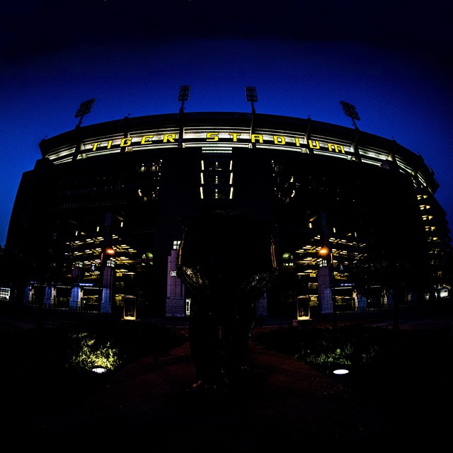 73 days until the lights come on at Tiger Stadium and it's time to kick off the 2015 season.
