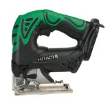 Bare-Tool Hitachi CJ18DLP4 18-Volt Lithium-Ion Jigsaw (Tool Only, No Battery)