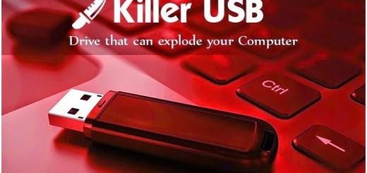 Komputer Anda Bisa Meledak Menggunakan Killer USB