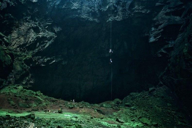 WOW: Goa Menuju Inti Bumi Ditemukan! Seberapa Dalam-kah