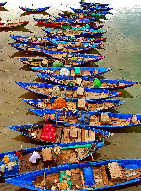thua thien hue 7 Vẻ đẹp sông nước Thừa Thiên Huế
